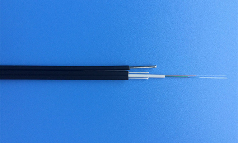 title='Micro Tube Self-supporting Bow-type Drop Cable'